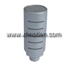 20 Geluiddemper van het Aluminium van de staaf de Pneumatische