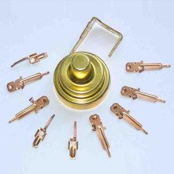 Piezas de estampación metálica/Metal/piezas de latón estampado parte