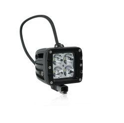 オフロード自動車のトラックのトレーラートラックのためのEmark 12V/24V 20W 4inch LEDの洪水作業ライト