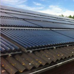 Высокая эффективность быстрый Ассамблеи солнечного коллектора с солнечной Keymark Shc24