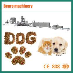 Industrie Automatische diervoeding dubbele schroef geëxtrudeerde machine kuble Dry Cat Food Feed Machinery Fish Feed Processing Line hondenvoer Apparatuur maken