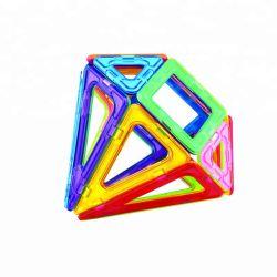 ABS 플라스틱 자기 빌딩 블록 장난감 어린이