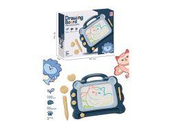 子供の教育おもちゃは磁気芸術の絵画板を学ぶ子供を Erasable 図面ボード( Drawing Board )