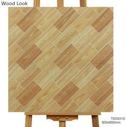 يزوّد مصنع مباشرة يزجّج خزي قرميد نظرات مثل خشب
