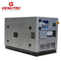 10квт с водяным охлаждением Changchai V-Twin цилиндровый дизельный двигатель генераторной установки