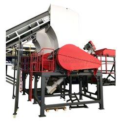 Buena calidad de 500kg/h sucio botella de plástico PET limpio limpieza /Film /Granulator reciclado/rallar/ tejida Bolsa Jumbo de máquinas de lavado trituradora de reciclaje