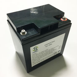 Tiefe Lithium-Ionenbatterie der Schleife-LiFePO4 12V30ah mit BMS