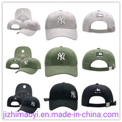 Yankee-Baseballmütze-Wannen-Fernlastfahrer-Hut-Vati-Schutzkappen der Großhandelskundenspezifischen New- Yorkneuen Form-Sommer-Sport-Ära-Massenmänner