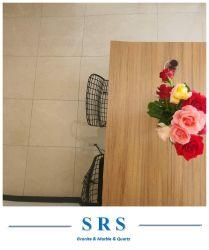 바닥이나 벽/대리석 타일/베이지색 대리석을 위한 버두르 베이지색 대리석 타일 타일/New Cream Marfil 대리석 타일