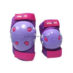 Rodilleras almohadillas de codo de protección para los niños jóvenes adultos ciclismo deportivo patines