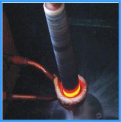 120kw Extrémité de tige de fer forge de la machine de chauffage par induction