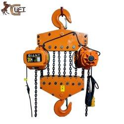380V-220V 20 Hochleistungsdes qualitäts-elektrischer Kettenhebevorrichtung-riesiger Aufzug-Kettentonnen block-(HHBD-I-20)