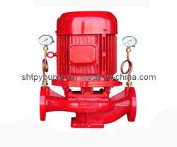 縦火ポンプ(XBD)、縦のインライン火ポンプ、ジョッキーポンプ、Nfpa20火ポンプを電気運転しなさい