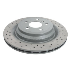 Selbstersatzteil-hintere Bremsen-Platte (Läufer) für MERCEDES-BENZ ECE R90