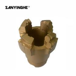PDC Perforación poco pieza compuesta de diamantes de la minería del carbón de la herramienta de perforación