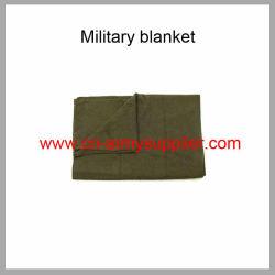 Comercio al por mayor del Ejército de Barata de China de Poliéster acrílico de lana Manta militar de la policía