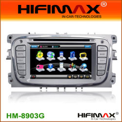 Voiture HIFIMAX DVD de navigation GPS pour Ford S-Max (HM-8903G)