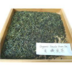 O Chá Sencha, orgânicos