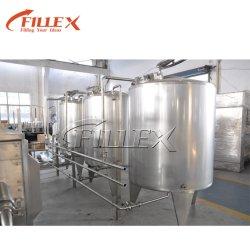 Processamento de mistura mistura de bebidas do Sistema do Tanque