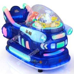 Парк развлечений из стекловолокна на медали работать лошадь детских Smachine плавностью хода детский игровой поворота машины
