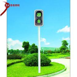良質および機密保護の点滅の交通標識の太陽エネルギーLEDの警報灯