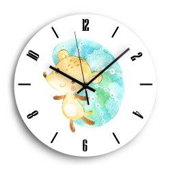 Relógio de parede decorativos de 12 polegadas de alta qualidade relógios de arte na parede