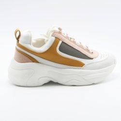 Белый единственной повседневной обуви для девочек 2020 Новые кроссовки обувь