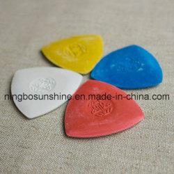Singoli o gessi Assorted dei sarti di figura del triangolo o del quadrato di colore