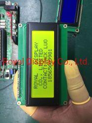 Grand Caractère 20X2 Module d'affichage à cristaux liquides LCD pour industriel/équipement/médicale (RYP2002B)