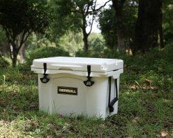 Producto nuevo refrigerador rotomoldeado para la pesca y camping