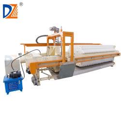 1500 mm Filtro de sala de prensa para la separación Solid-Liquid