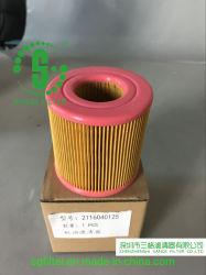 Qualität ersetzen für Fusehng Luftverdichter-Teil-Luftfilter 2116040125 2116040126