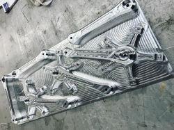 Optische Teile, Luftfahrtluftfahrt-Teile, Militärteile, Autoteile, maschinell bearbeitete Cmponets Wärmebehandlung CNC-Präzision die harte Anodisierung Cautom-Gebildet