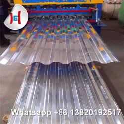 سبيكة 5005 يغضّن [رووفينغ] ألومنيوم صفح 5052 معدن شبكة