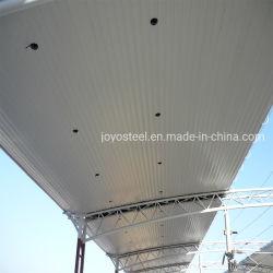 Se venden muy bien la estructura de acero estructura de membrana Aparcamiento sombra