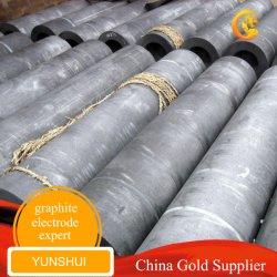 UHP eléctrodo de grafite para fundição em óleos minerais aqueça o forno está em grande suprimento