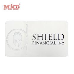 Atendimento personalizado em metal Personalizado Cartão de visitas e Metal veículos de empresa/ Nome Card