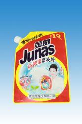 Jabón de lavar detergente líquido diario bolsa de embalaje de productos químicos