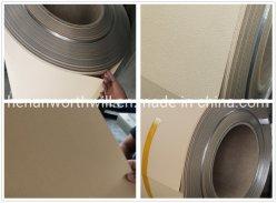Отсутствие короткого замыкания промышленности крафт-бумаги влаги ламинированные алюминиевый лист с катушки PE/ПВХ пленки,