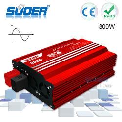 Suoer 300 W Solarnetz-Wechselrichter MPPT Photovoltaik-Netzbinder-Wechselrichter (GTI-D300B)