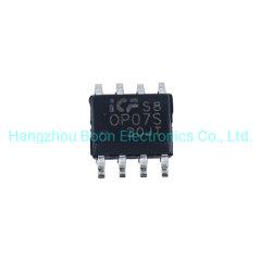 Circuito integrado Op07 Chip IC Amplificador operacional de los componentes electrónicos