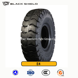 Llegar a apilador Neumático de caucho de neumáticos, grúa pórtico, de los neumáticos OTR