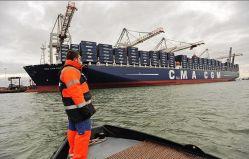 Van China aan Southampton de Verschepende Dienst van de Container van de Vracht