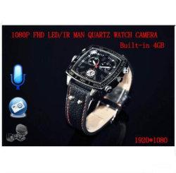 HD1080p IR Uhr-Sicherheits-Überwachungskamera Digiatl Kamerarecorder der Nachtsicht-Mini-DV 204 Wirst
