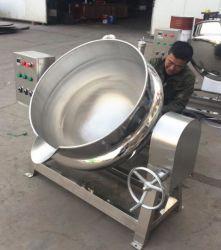 Küche-Geräten-Manteldampfkessel, der Kasserolle-Hersteller kocht