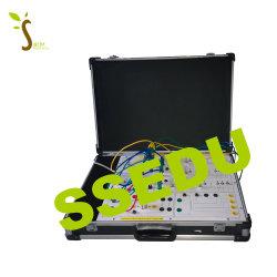 Expérience de l'électricien Case Electronics formateur Matériel didactique de l'équipement d'enseignement de la formation professionnelle de l'équipement matériel éducatif