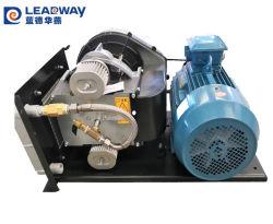 7.5HP 8bar Electric Silencioso isento de óleo Scroll Compressor de ar para a Máquina de Neve