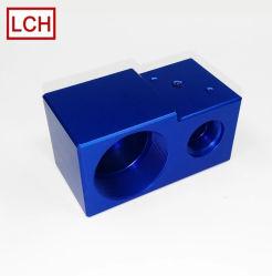 良質の精密はアルミニウムCNC機械化アルミニウム製粉のブロックをカスタマイズした