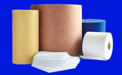 Filtro de tejido de respaldo, el filtro de Medio Ambiente materiales para el intercambio de calor