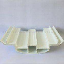 En fibre de verre personnalisés/PRF/GRP forme spéciale Pultruded profils utilisés pour le CT la machine